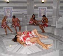 Турецкая баня и ее особенности