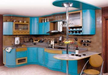 Кухонная корпусная мебель, из чего состоит столовый гарнитур