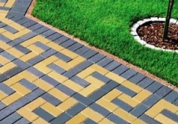 Тротуарная плитка: лучший выбор для оформления загородного дома