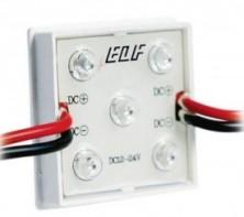 Cветодиодные модули ELF: особенность изысканного интерьера