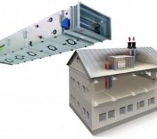 Вентиляционные системы: шумопоглащатели