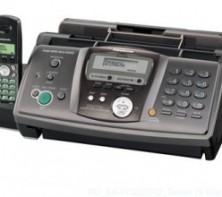 Факс для  оформления домашнего рабочего кабинета