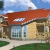 Строительство деревянного дома: проект