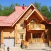 Деревянное строительство: огнезащита для дерева