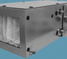 Приточные установки системы вентиляции
