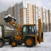 Индивидуальное строительство: вывоз снега