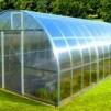 Теплицы из поликарбоната в ландшафтном дизайне загородного дома