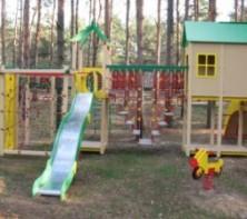 Ландшафтный дизайн: детская площадка