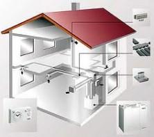 Вентиляционная система в загородном доме