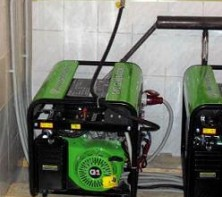 Преимущества газовых генераторов