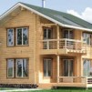 Дома из бруса: преимущества и приоритеты строительства