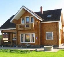 Сколько стоит строительство дома из бруса?