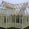 Строительство домов каркасного типа: покупаем комплект дома