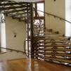 Кованые лестницы: оформляем загородный дом