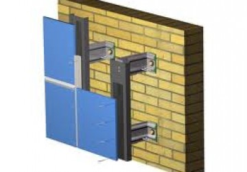 Вентилируемые фасады: особенности монтажа и преимущества
