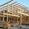 Деревянные каркасные дома: великолепие индивидуального строительства