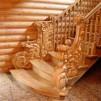 Обустройство дома: выбираем лестницу