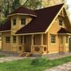 Строительство деревянных коттеджей: за и против
